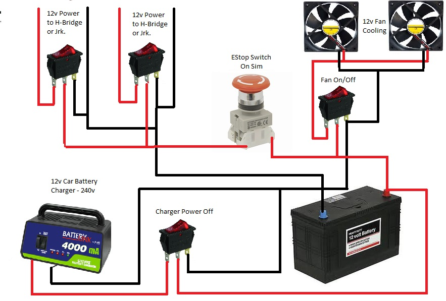 emergency stop switch wiring rh xsimulator net Breakaway Switch Wiring Diagram 2Wire Push Button Electrical Switch Wiring