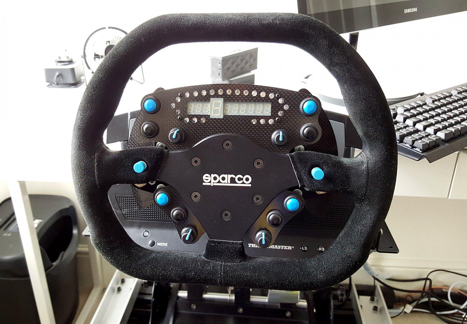 3DOF SimXperience SX3000 Motion Racing Simulator Kit - UK