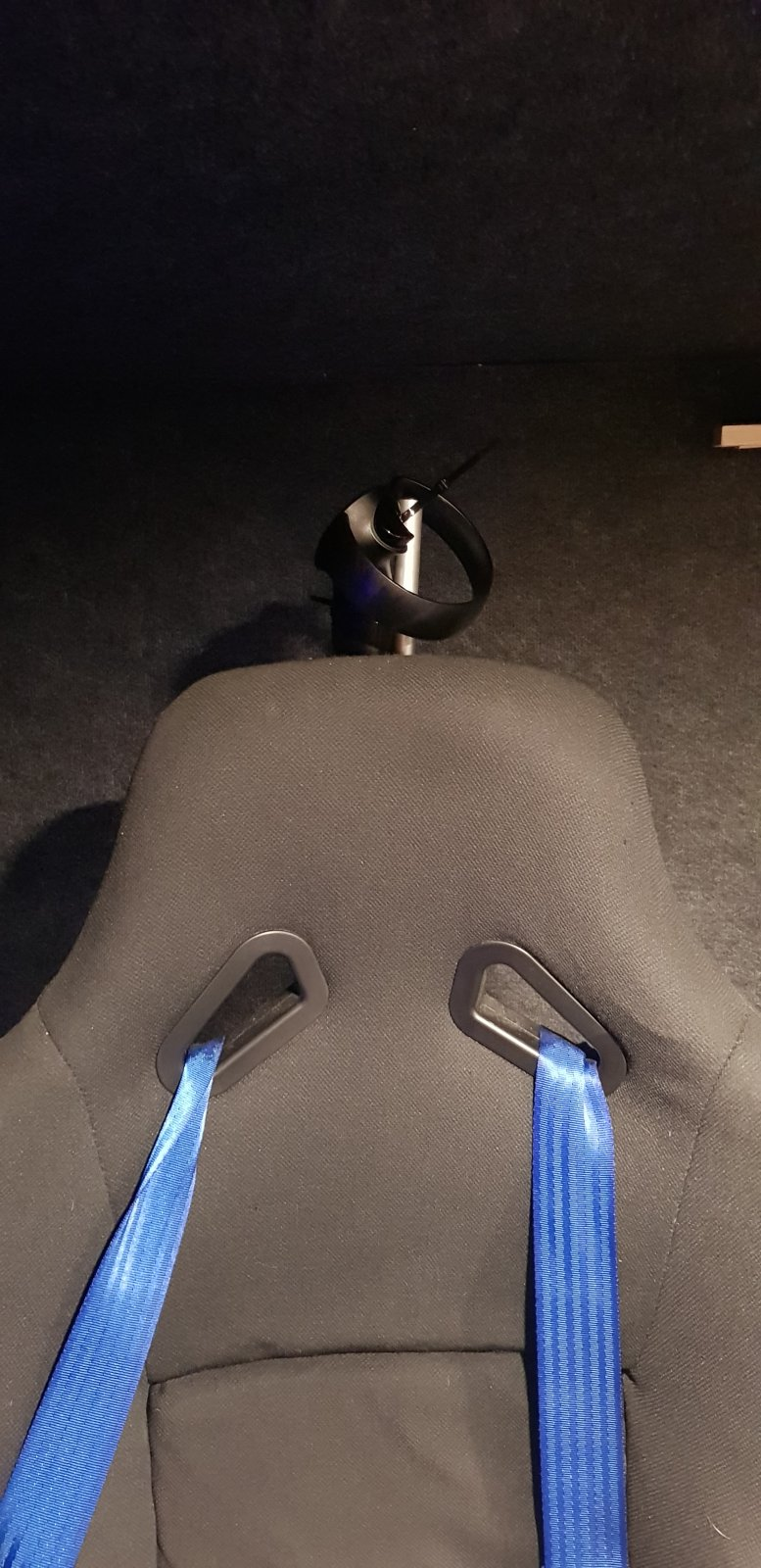 VR Motion Cancellation - Time to test!
