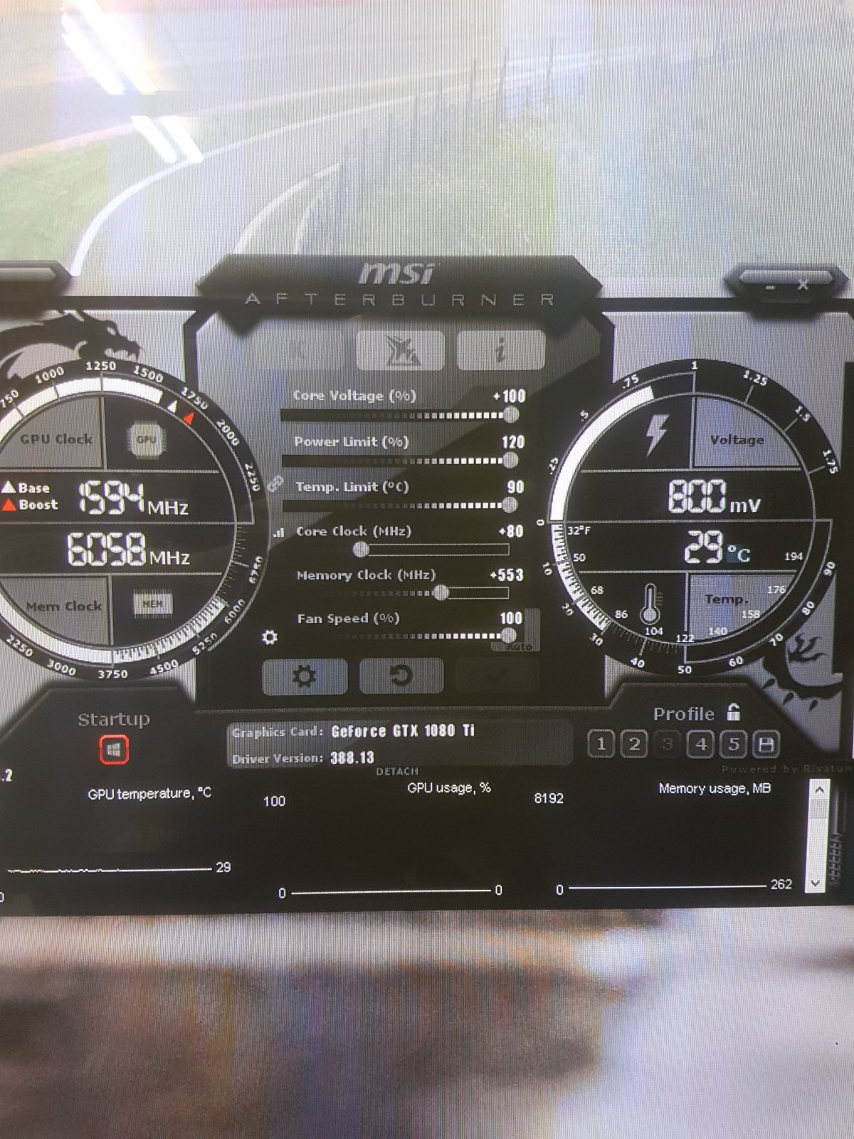 what are your graphics settings for Project cars 2 VR