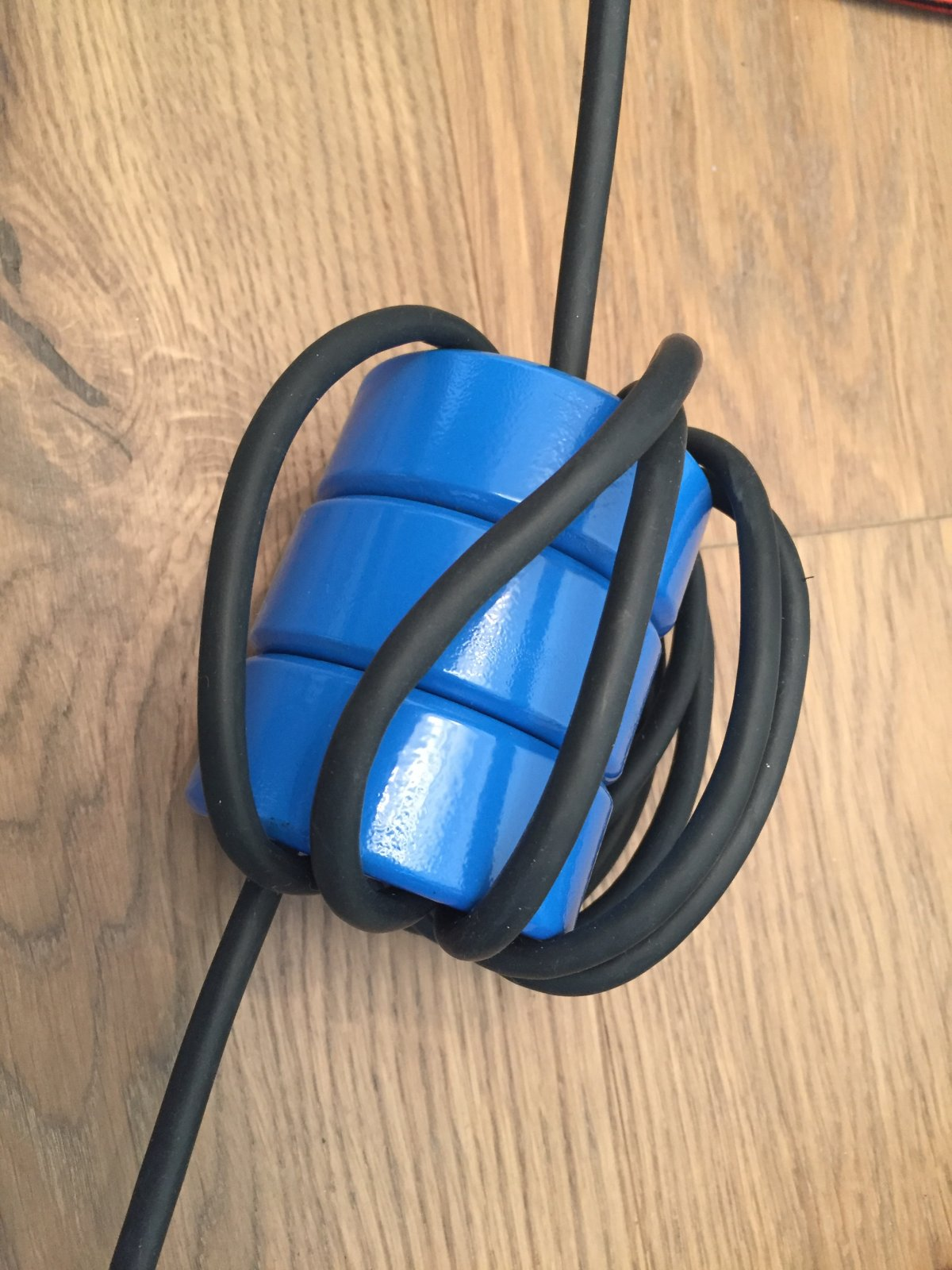 VIVE, solution to RF interference problem