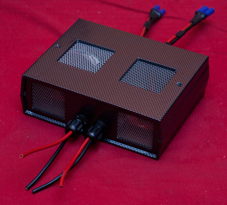 Showroom - 2 Dof DC Motor Rig with Item Profile