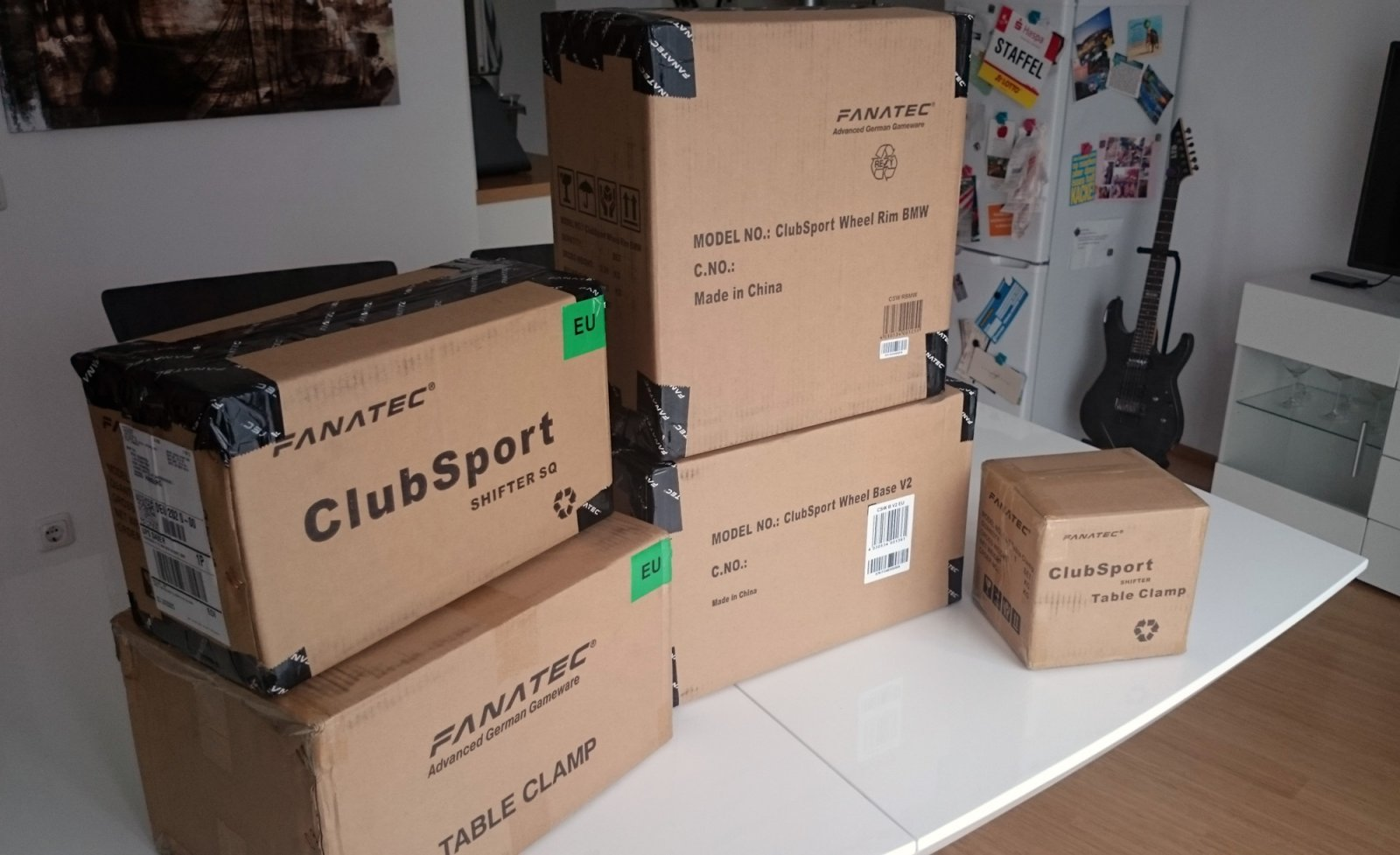 Review - Fanatec ClubSport Wheel Base V2 plus BMW M3 GT