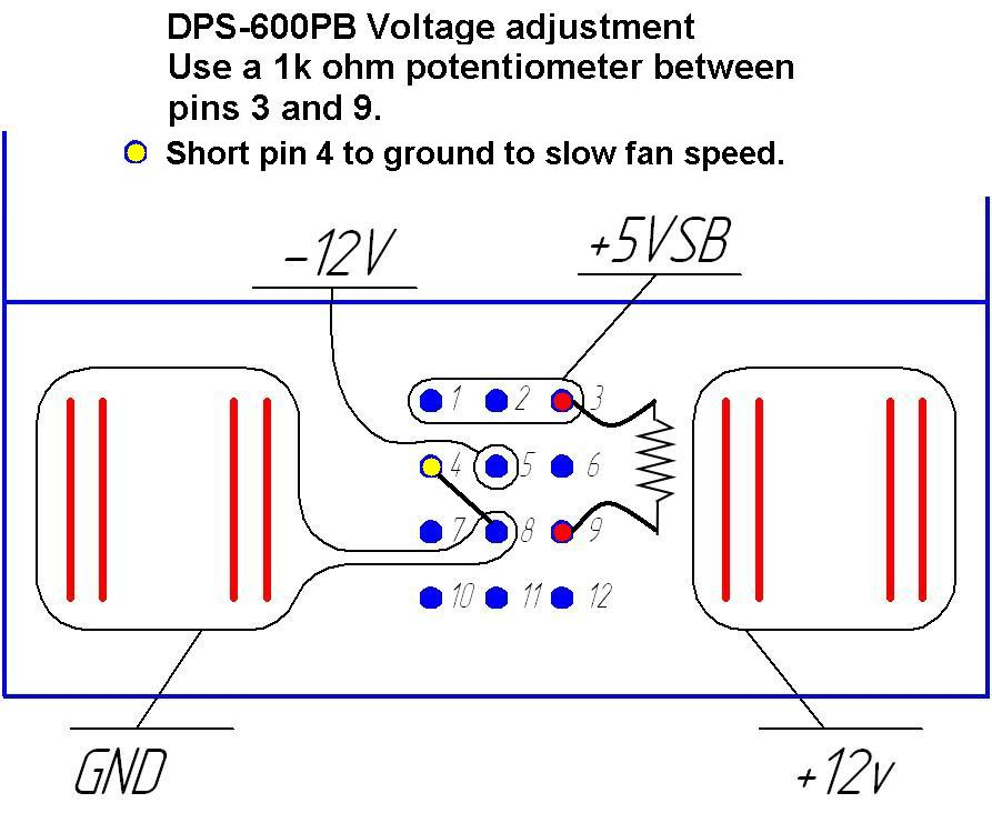 Fantastic Dell Power Supply Wiring Diagram Illustration - Wiring ...
