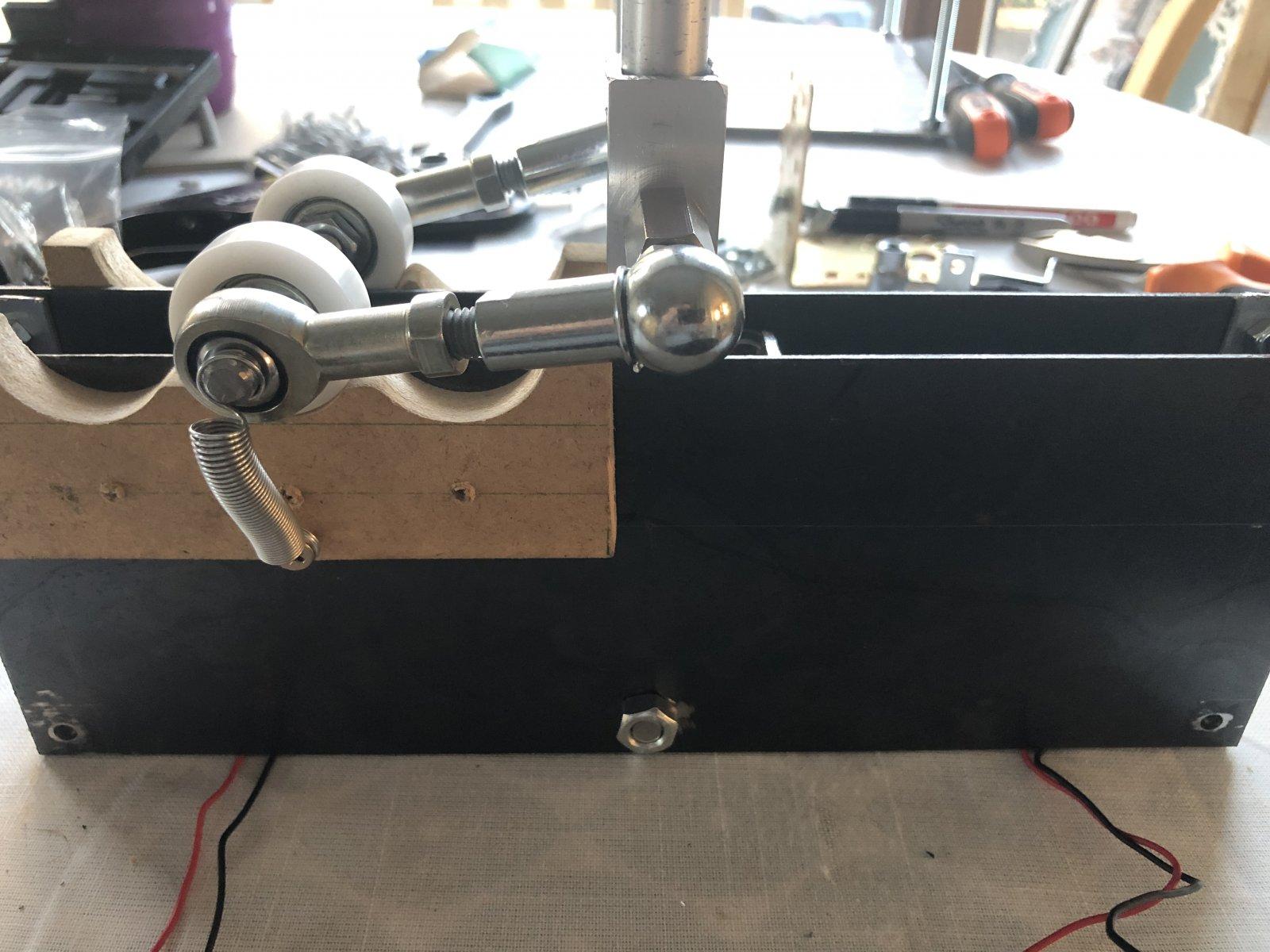 Showroom - (In Progress) DIY FFB non synchronized shifter