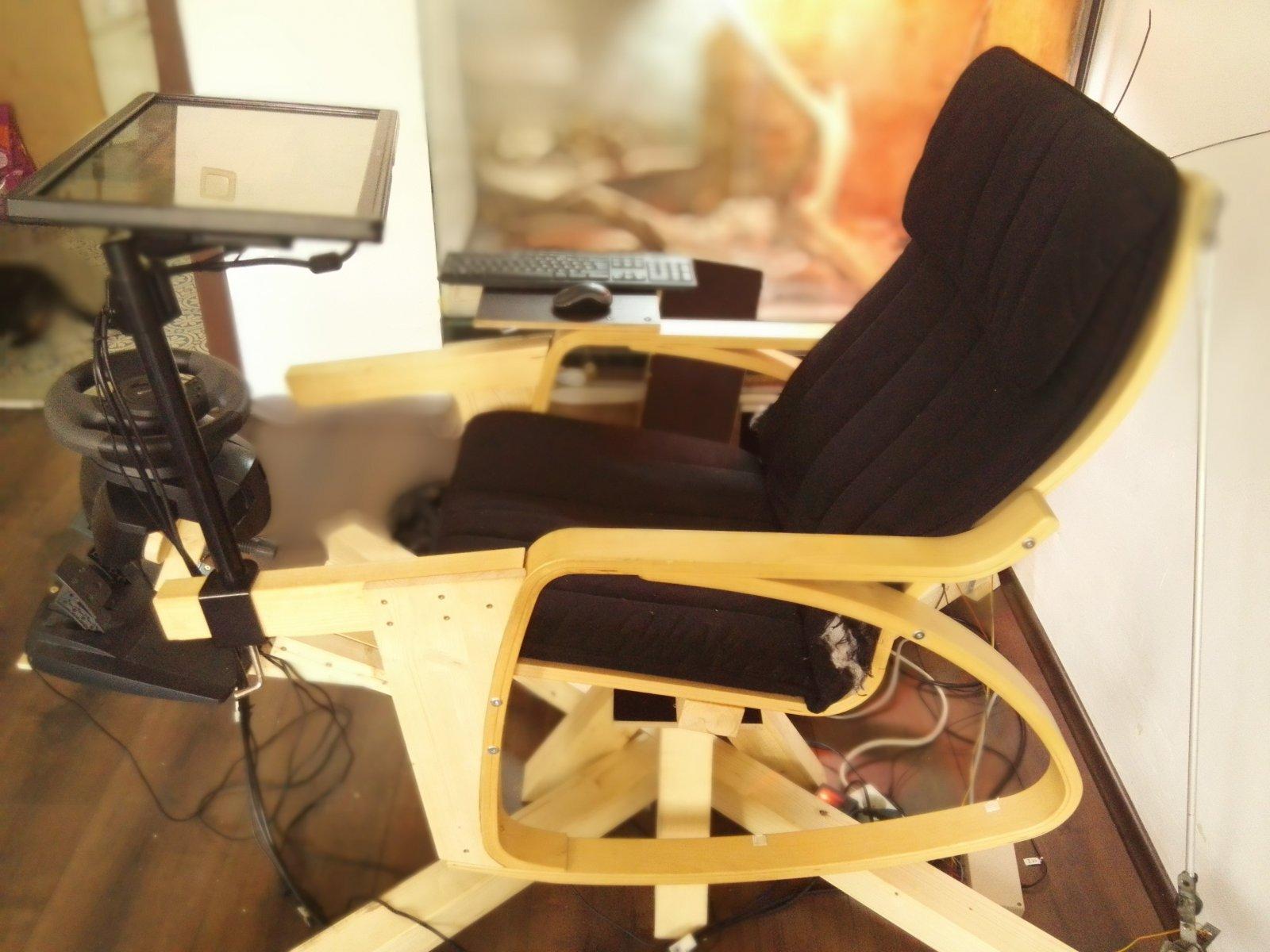 Ikea Pimped 2dof Quot Po 228 Ng Quot Chair