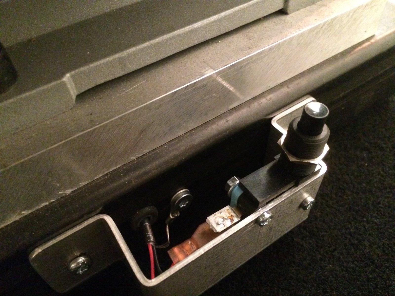 Simulator dof development with brushless motor arduino