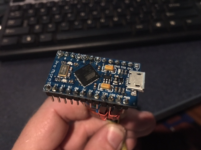 G27 Shifter and buttons - Standalone USB