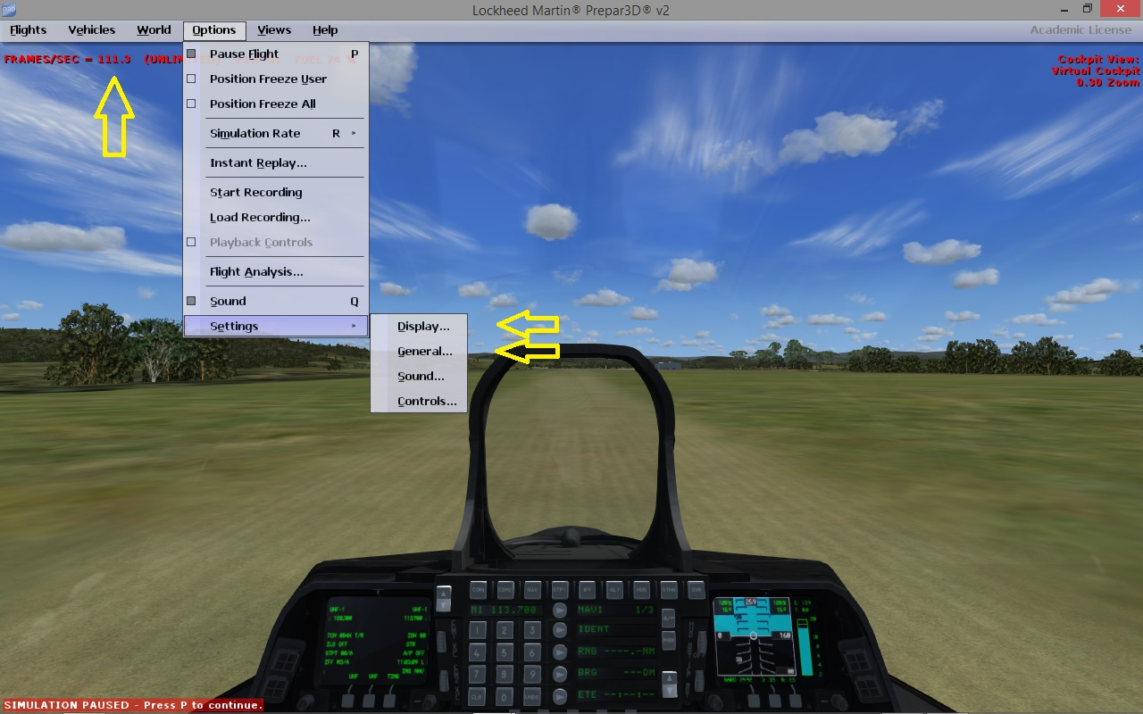 Tutorial - Getting the most out of P3D and your Sim  | Page 2