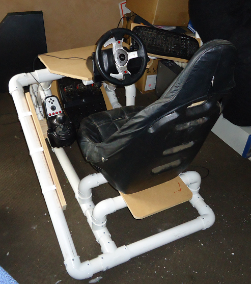Eao Robbies Static Sim To Seat Mover Conversion