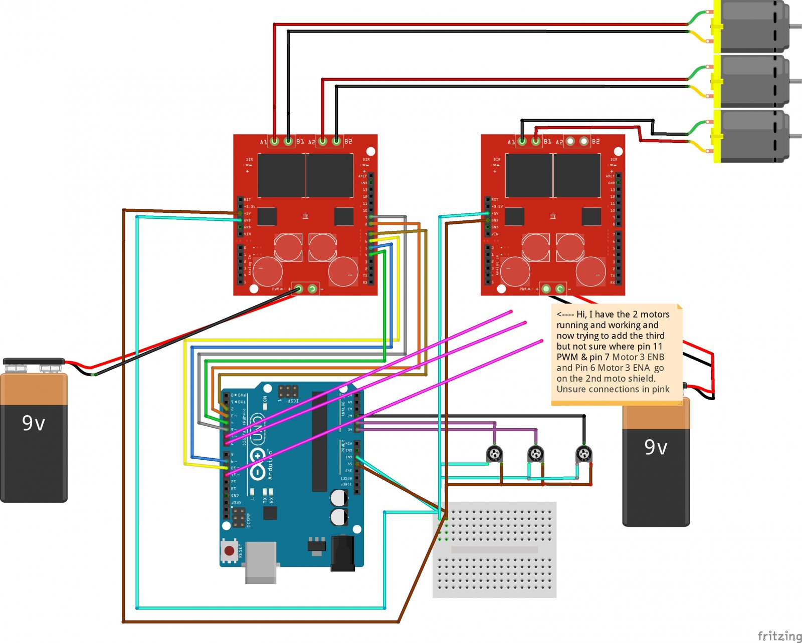 Until Recently I Hadn T Drawn A Complete Circuit Diagram For The Pwm5