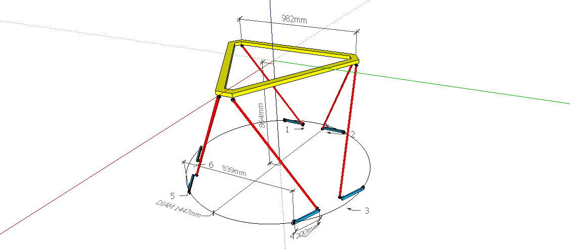 6DOF Flight Simulator Project