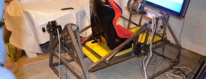 Joyrider Motion Simulator